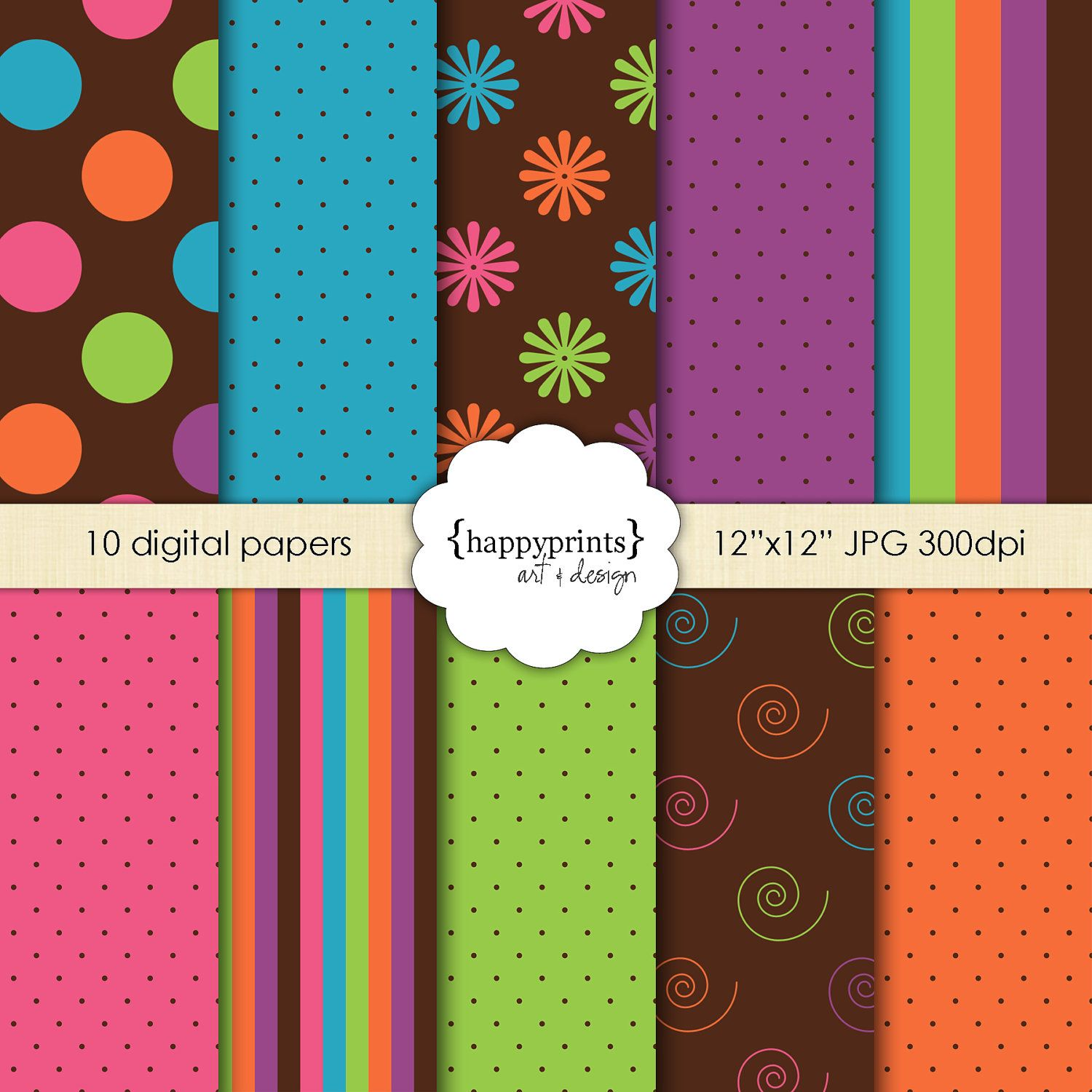 Digital paper pack candy design background wallpaper pattern digital paper pack candy design background wallpaper pattern craft paper jeuxipadfo Image collections