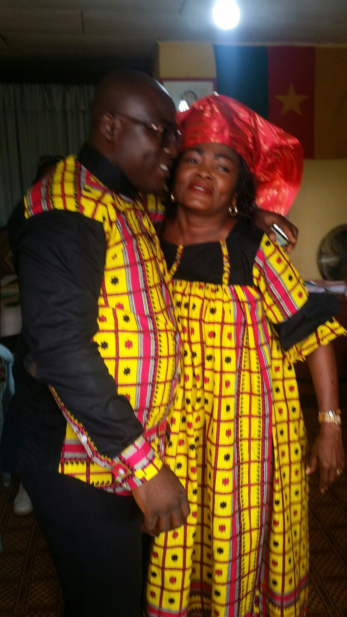 mariage d 39 elis e et rodrigue en kaba ngondo robe traditionnelle du cameroun car8. Black Bedroom Furniture Sets. Home Design Ideas