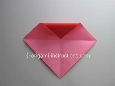 Origami Heart Ms Origami Favorites Pinterest Origami Hearts