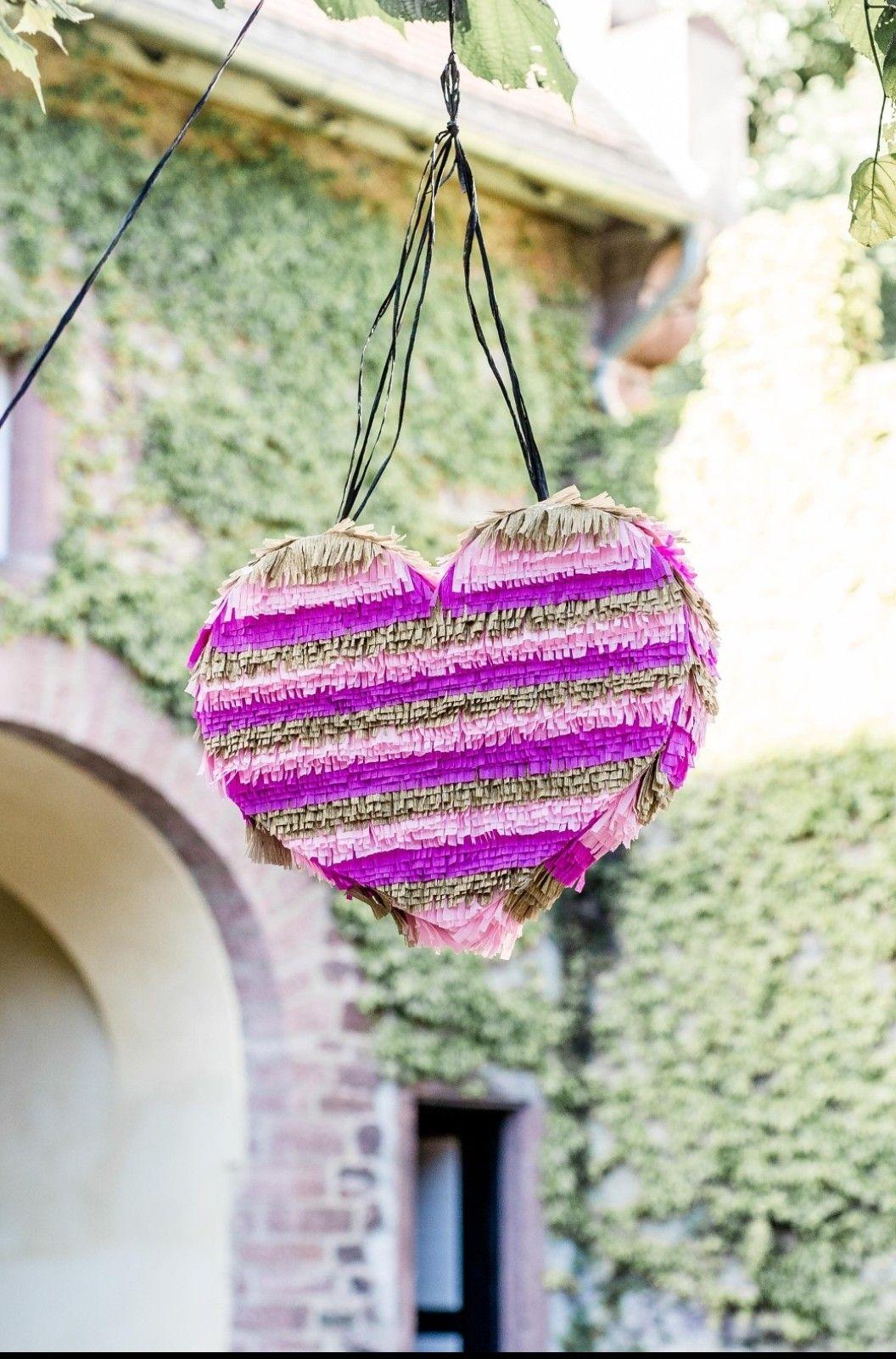 Pinata Zur Hochzeit Spiel Mit Garantiertem Spassfaktor