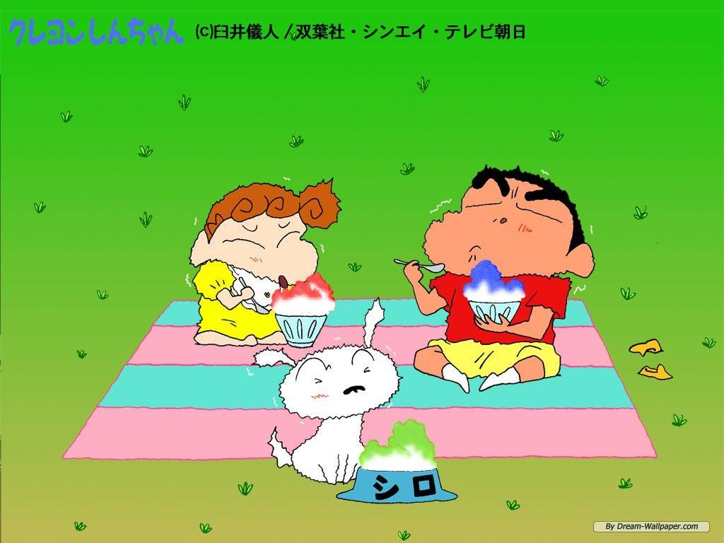 Free Cartoon wallpaper - Crayon Shin-chan wallpaper - 1024x768 wallpaper - Index 8
