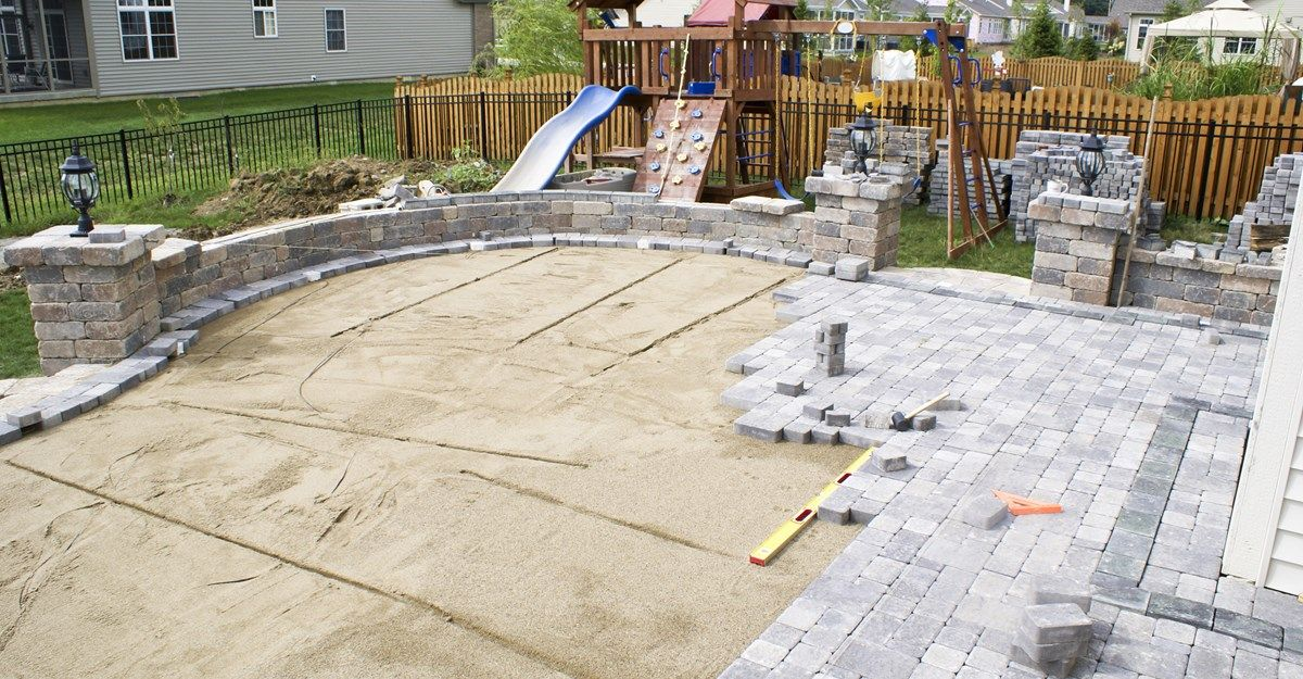 paver installation site concretenetwork com home ideas