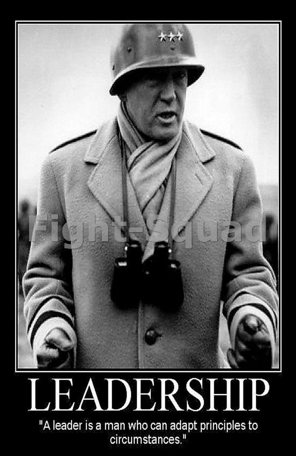 George Patton Quotes $4.95  Ww2 Picture Photo General George Patton Quote About .
