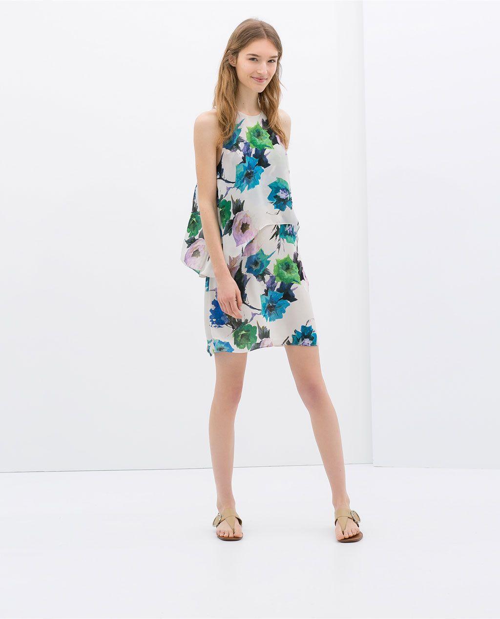 Zara vestidos fiesta rebajas