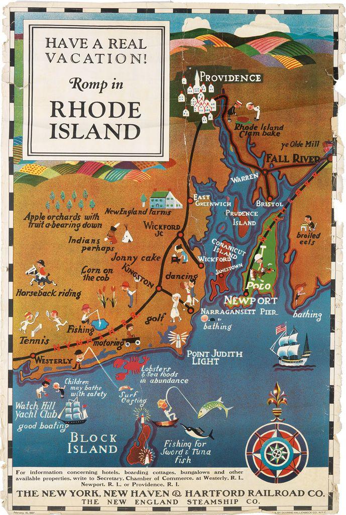 John Held Jr 18891958 American Have a Real Vacation Romp