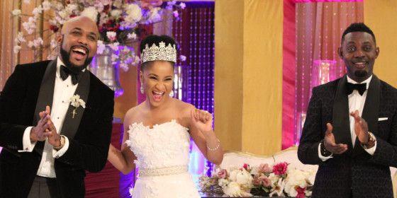 Nollywood's Lagos Brings 'The Wedding Party' to the 6ix's TIFF | phresh ideas + designs®