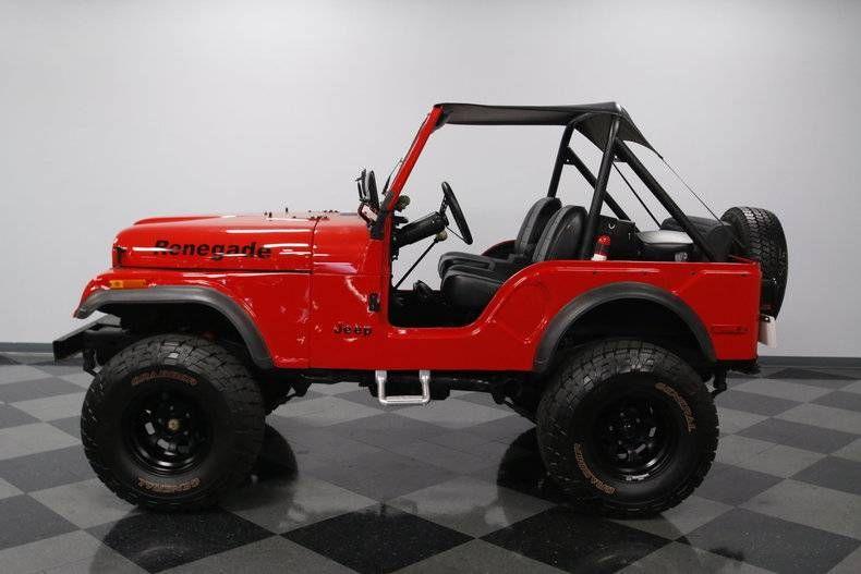 1978 Jeep Cj5 For Sale 2034774 Hemmings Motor News Jeep Cj