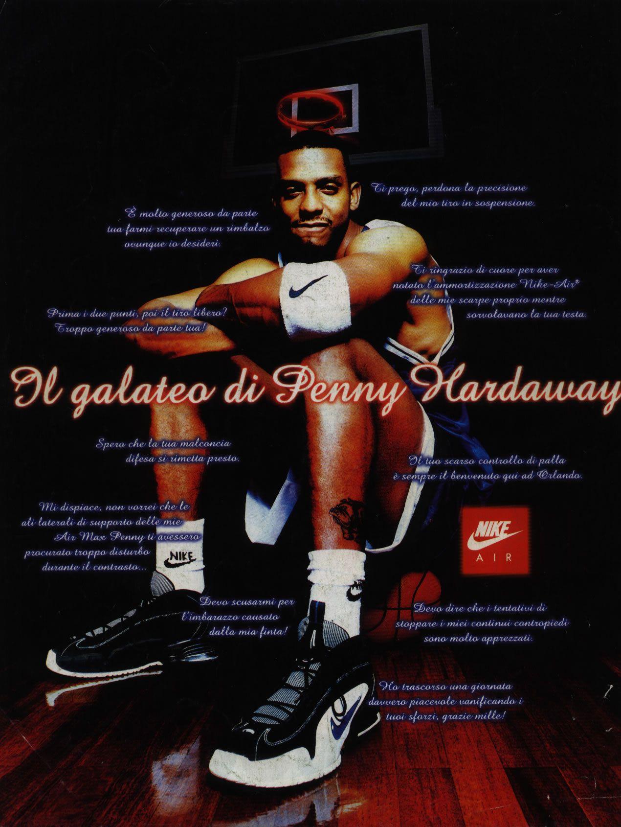 penny hardaway s good manners