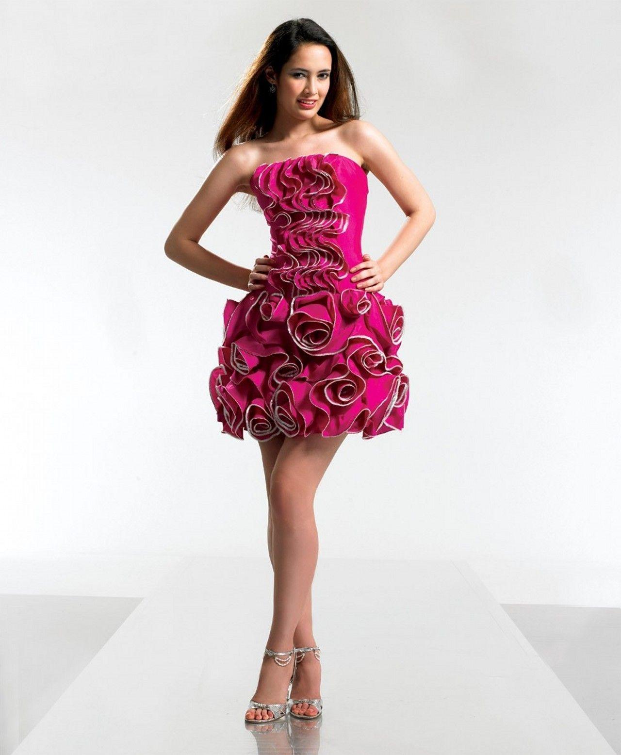 Model Dresses: Short Evening Dresses | Wedding Dresses | Pinterest ...