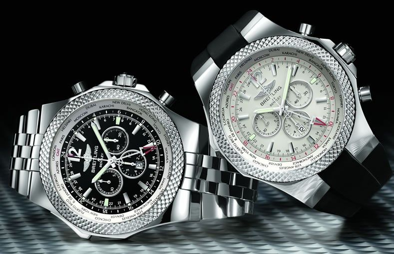 Breitling Bentley New Collection