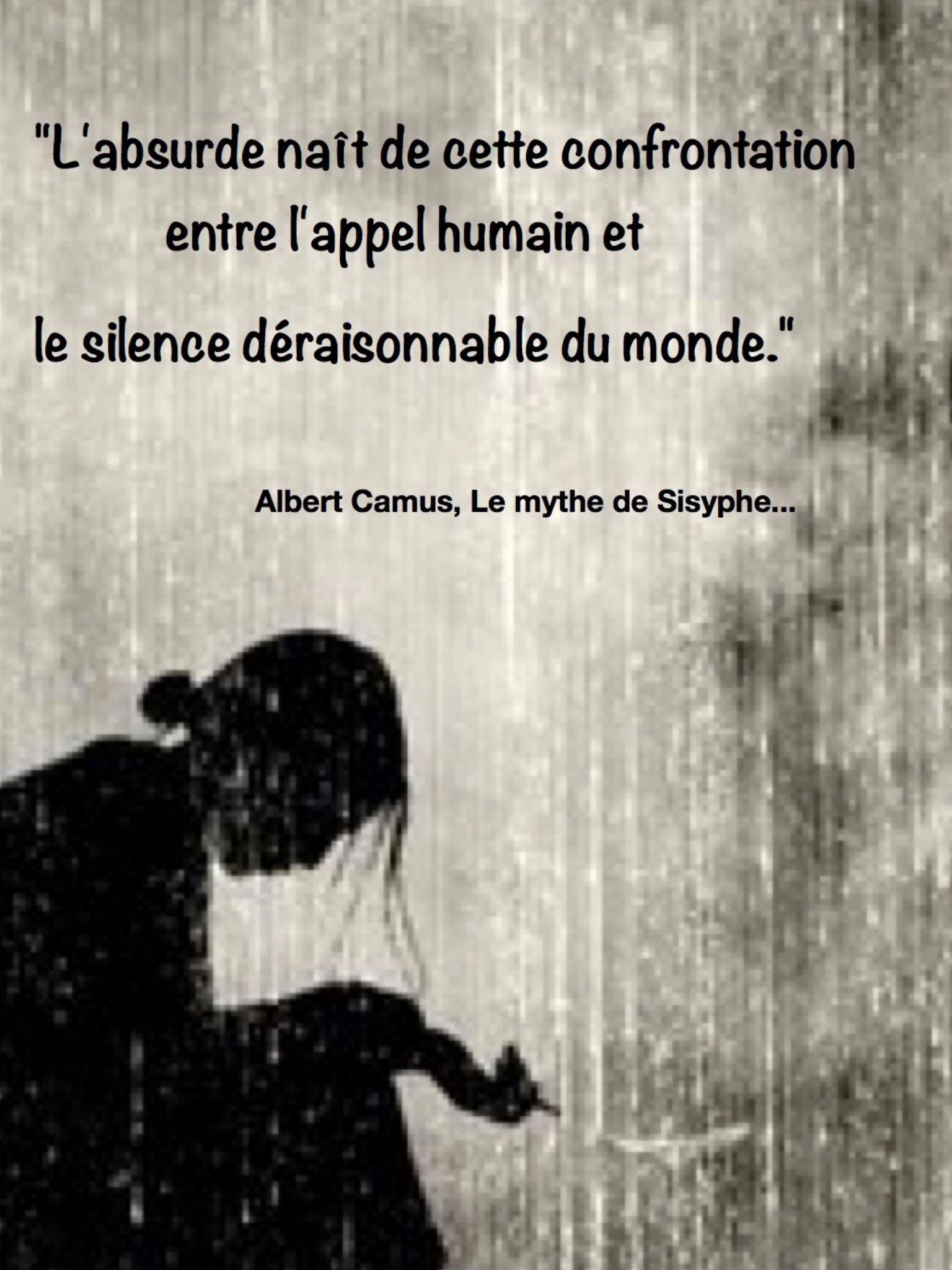 MYTHE DE SISYPHE CAMUS PDF