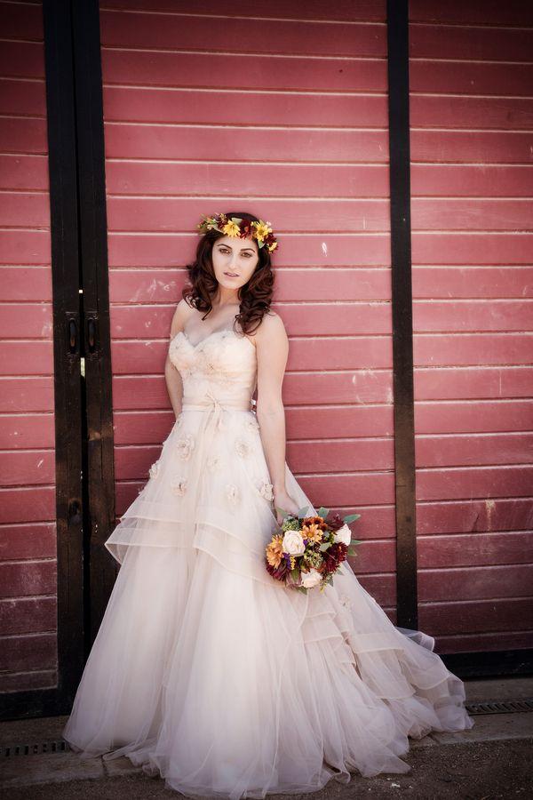 The Rustic Boho Bride | allen taylor photography | Bridal Dressing ...