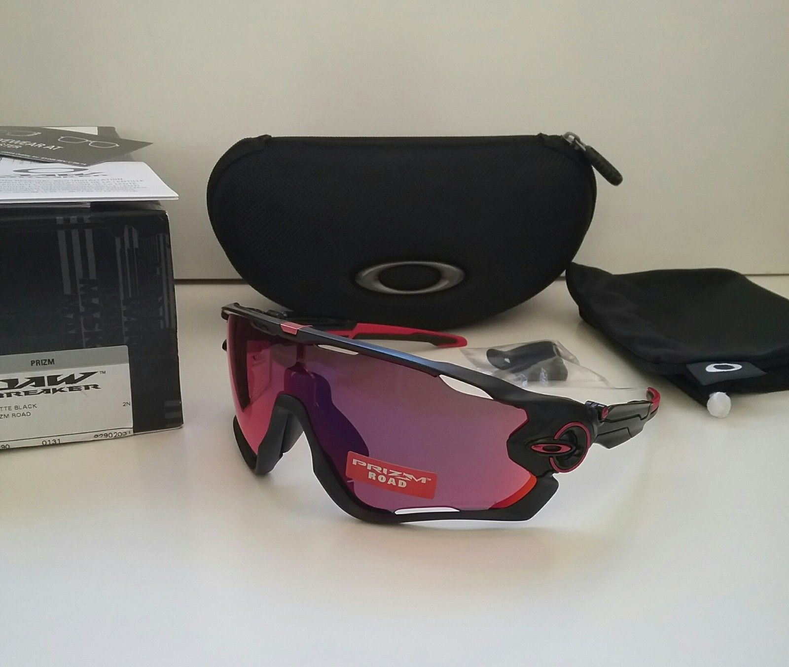 oakley prizm road black