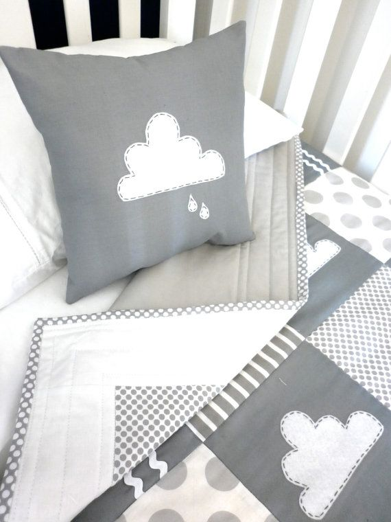 "@Lacey McKay McKay Welter - i saw this and thought it would be cute for your  ""oregon rain"" theme nursery"