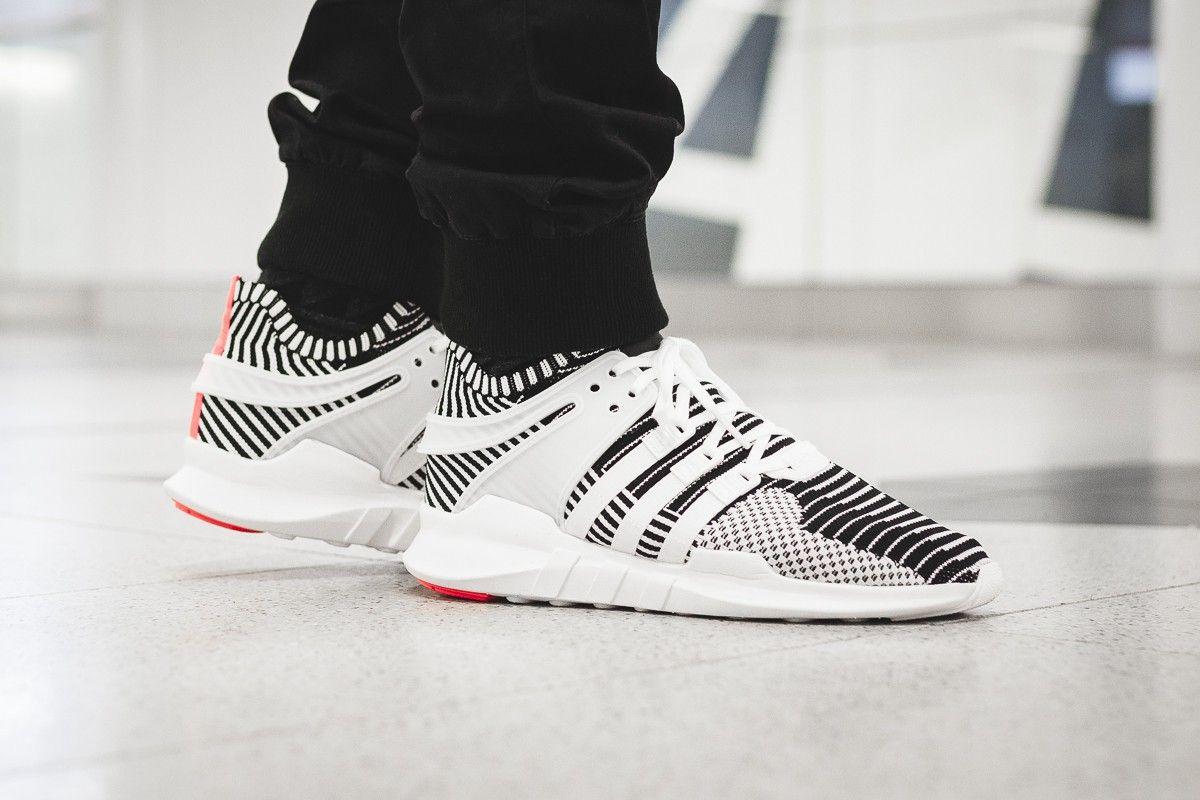 big sale 5b04c 1878e ... 2017 Adidas EQT Support ADV Primeknit « Zebra » Available via - Afew ...