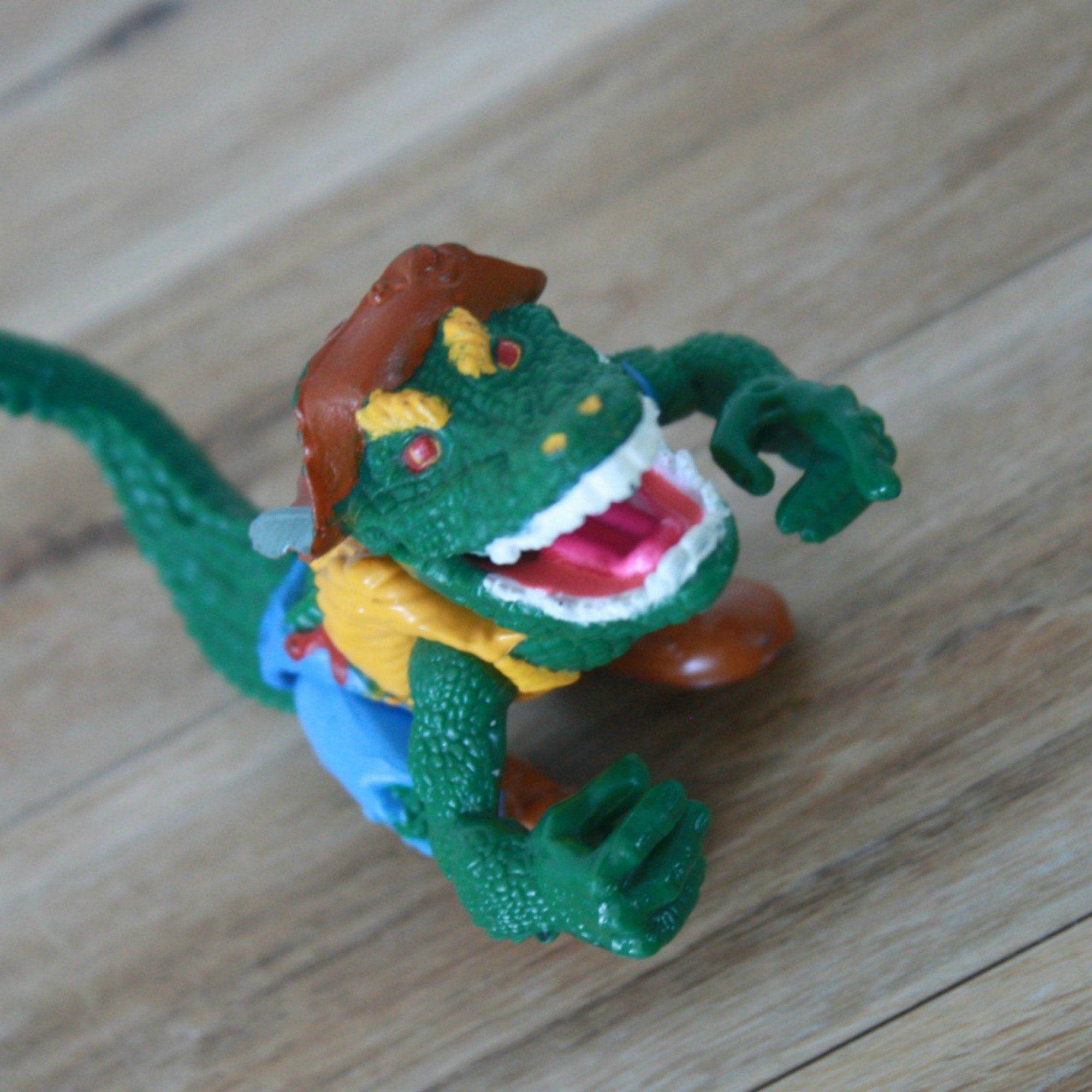 Figurine Leatherhead 1989 Figurine Alligator Jouet Tmnt Etsy Figurine Tortue Ninja Cadeau Enfant Figurine