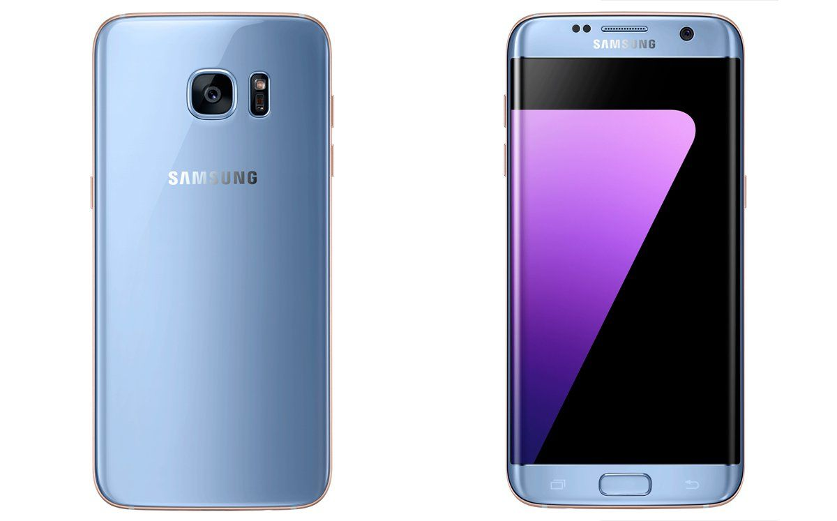 The Galaxy S7 Edge gets doomed Note 7's Coral Blue outfit - https://www.aivanet.com/2016/11/the-galaxy-s7-edge-gets-doomed-note-7s-coral-blue-outfit/