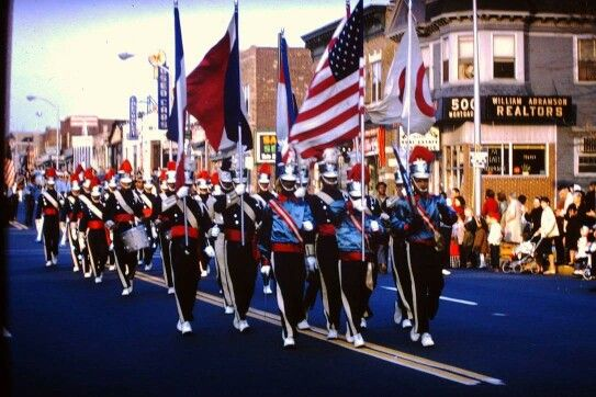 Gay drum corps