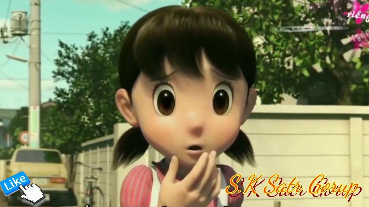 Kaisa Pyar Nobita And Shizuka Love Story Doraemon Hindi Song S K Star Group Love Story Doraemon Story