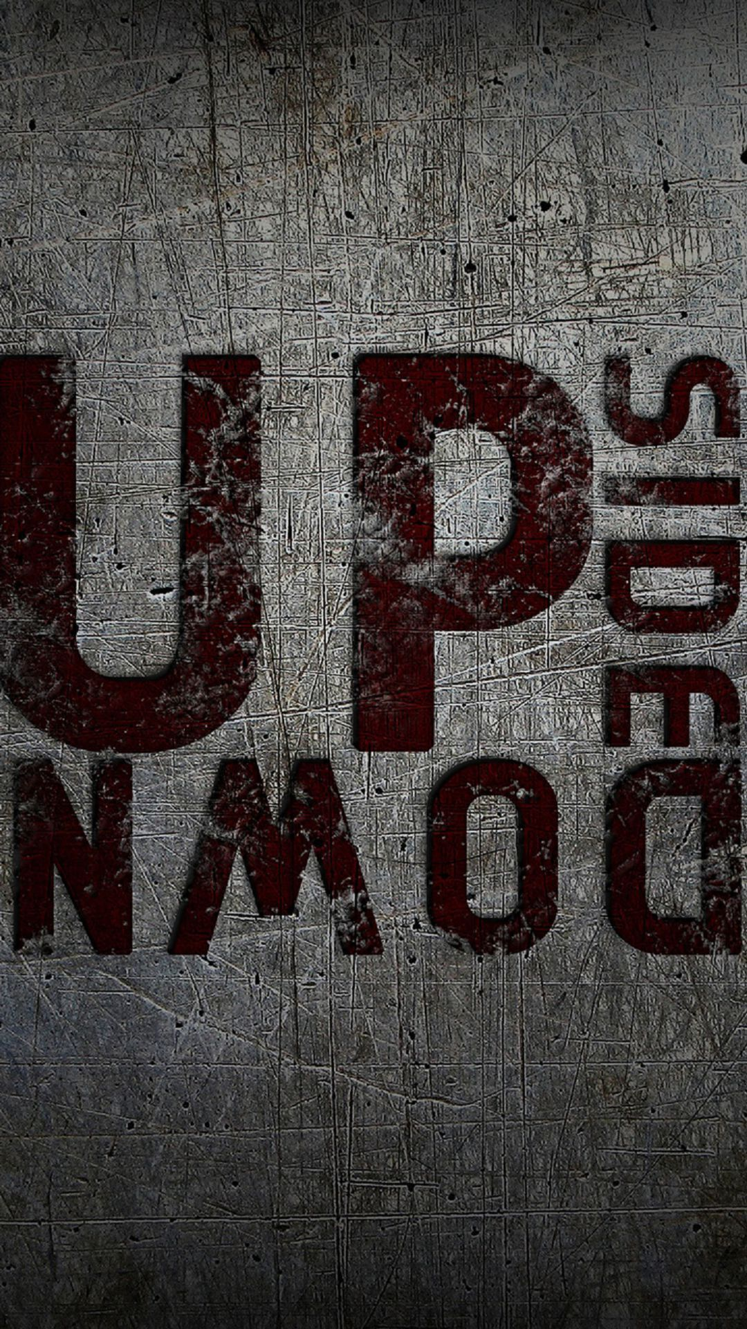 upside down android wallpaper