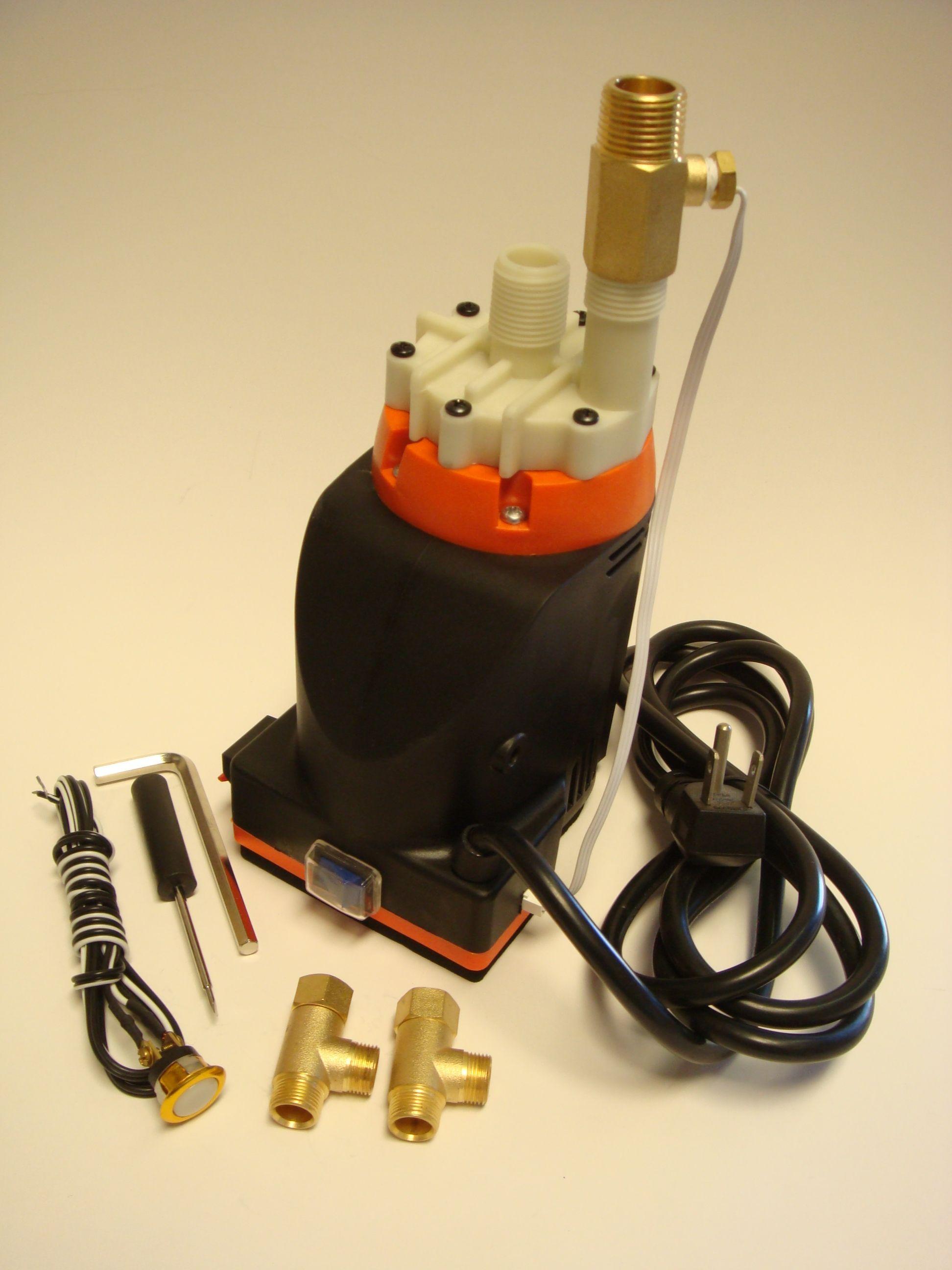 Chilipepper Model Cp8000. Click Information