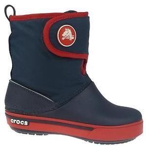CROCS Kids Crocband II.5 Gust Boot Winterstiefel 3 Farben Gr.25-35