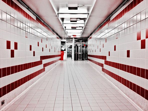 Finch Subway Station - photo by AshtonPal