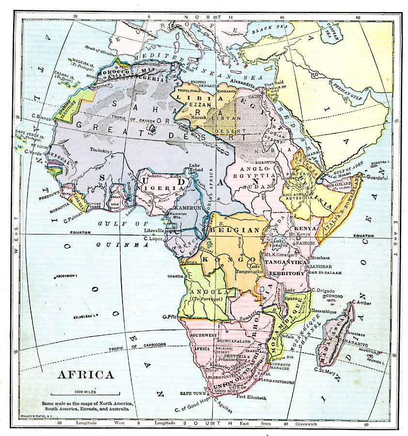 Southwest Africa Map.Map Southwest Africa Southwest Africa Suidwes Afrika Gb Postage