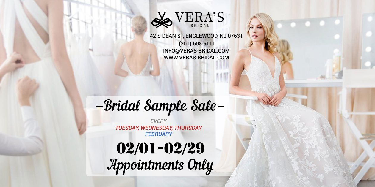 What Is A Sample Sale Wedding Dress