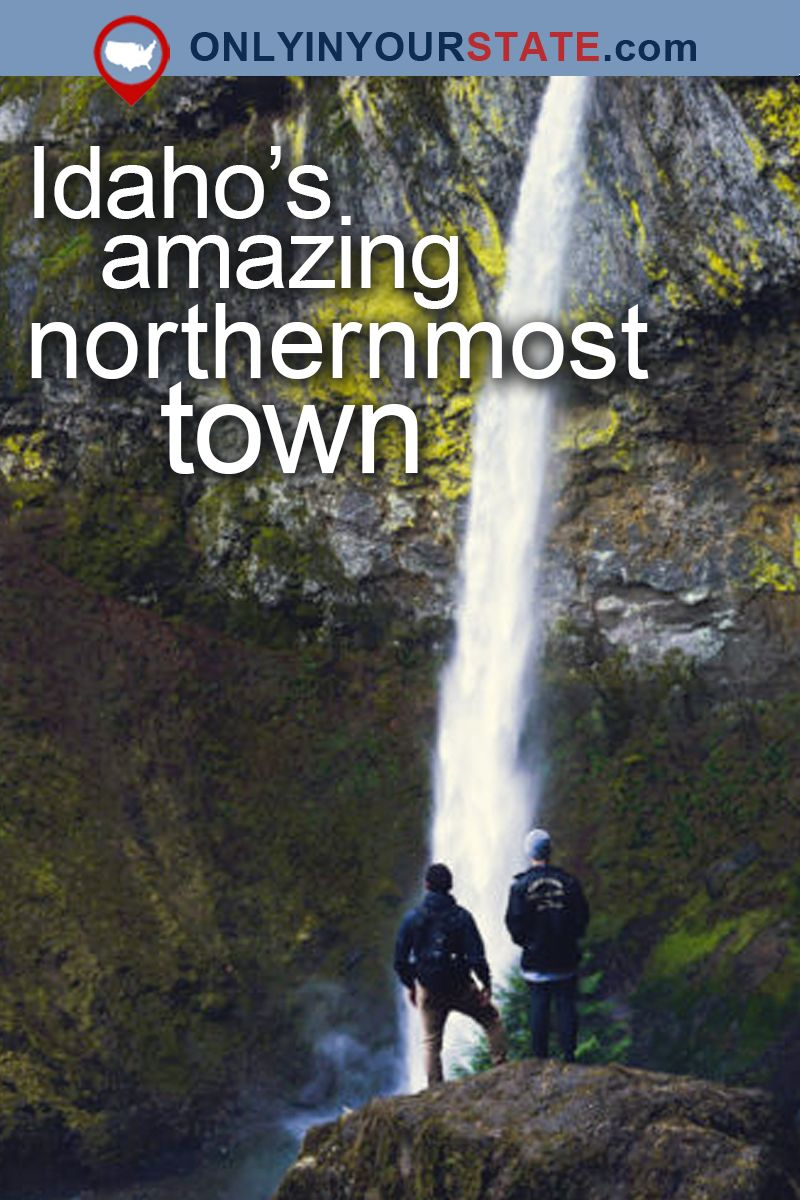Idaho's Northernmost Town Is Positively Gorgeous A