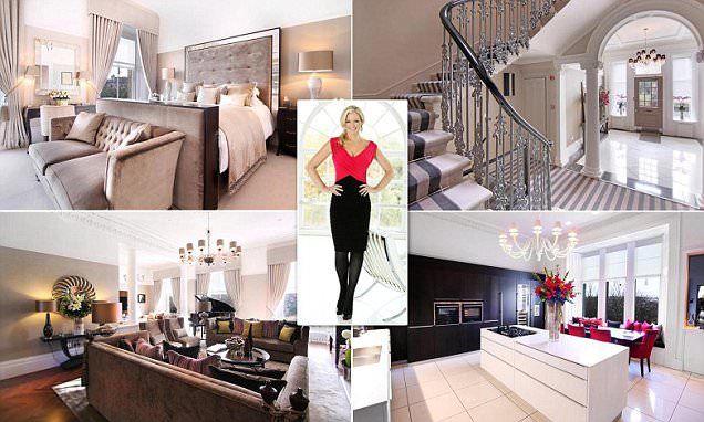 Inside The £1m Luxury House Bra Tycoon Michelle Mone