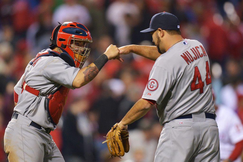 Yadier Molina Photos Photos St Louis Cardinals v