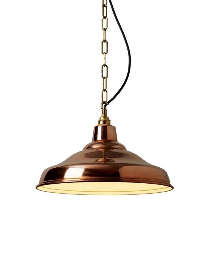 7200 Factory/School Light Pendant by Davey Lighting — | ECC New ...