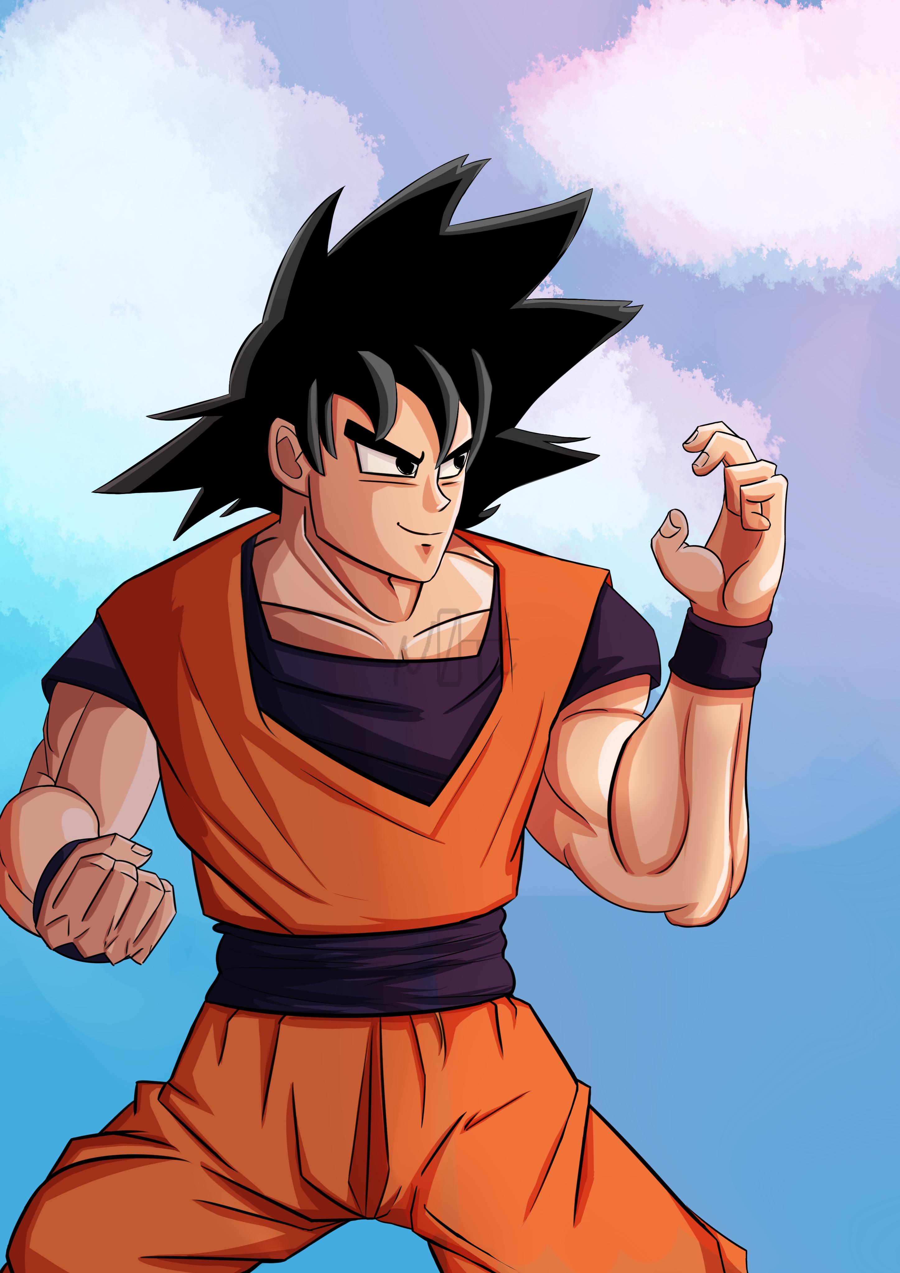 Pin by CaoXD on my work Anime, Goku, Superhero