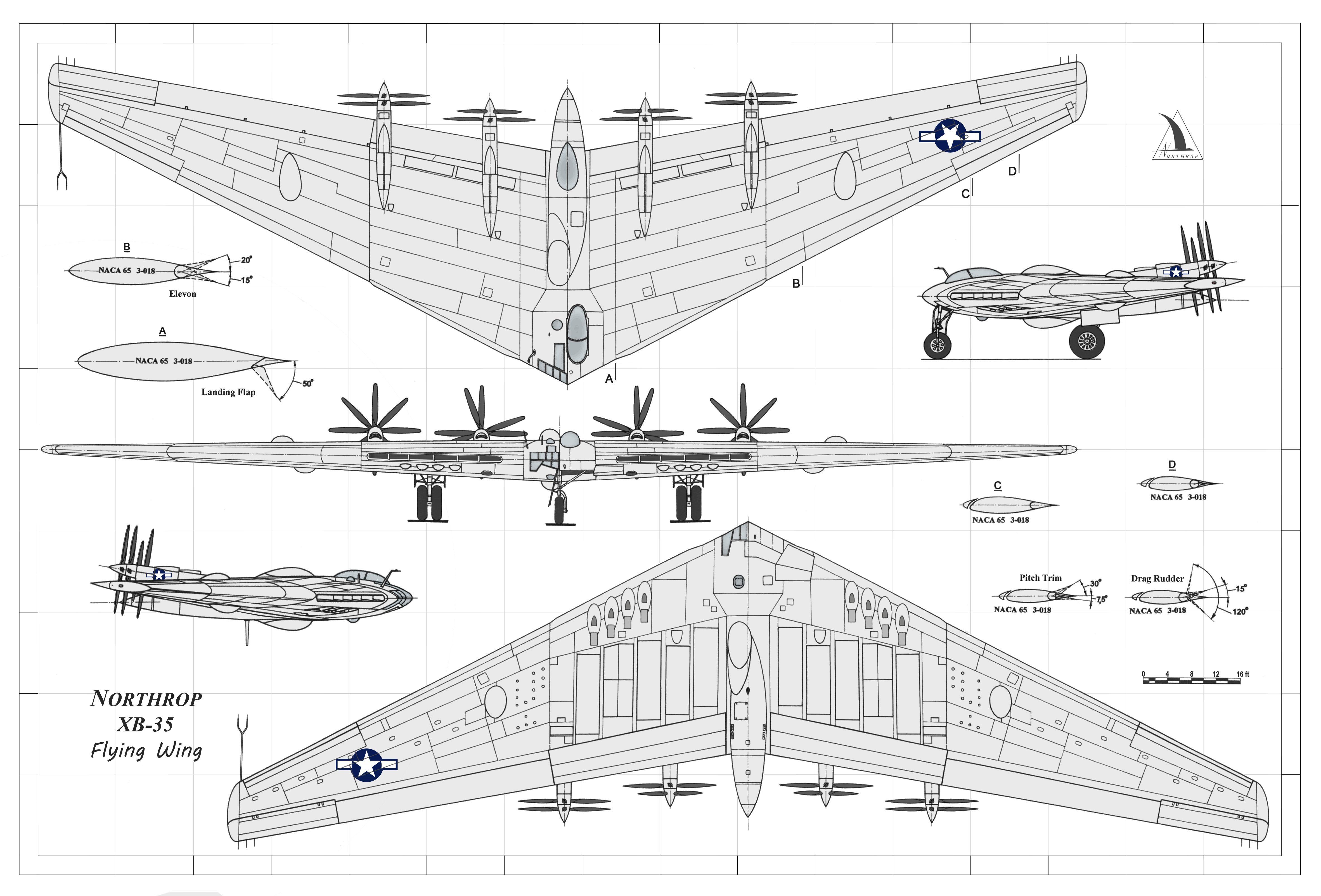 Northrop Xb 35