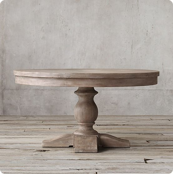 7ft Farmhouse Table Stain Weathered Grey Seal Matte I Love The