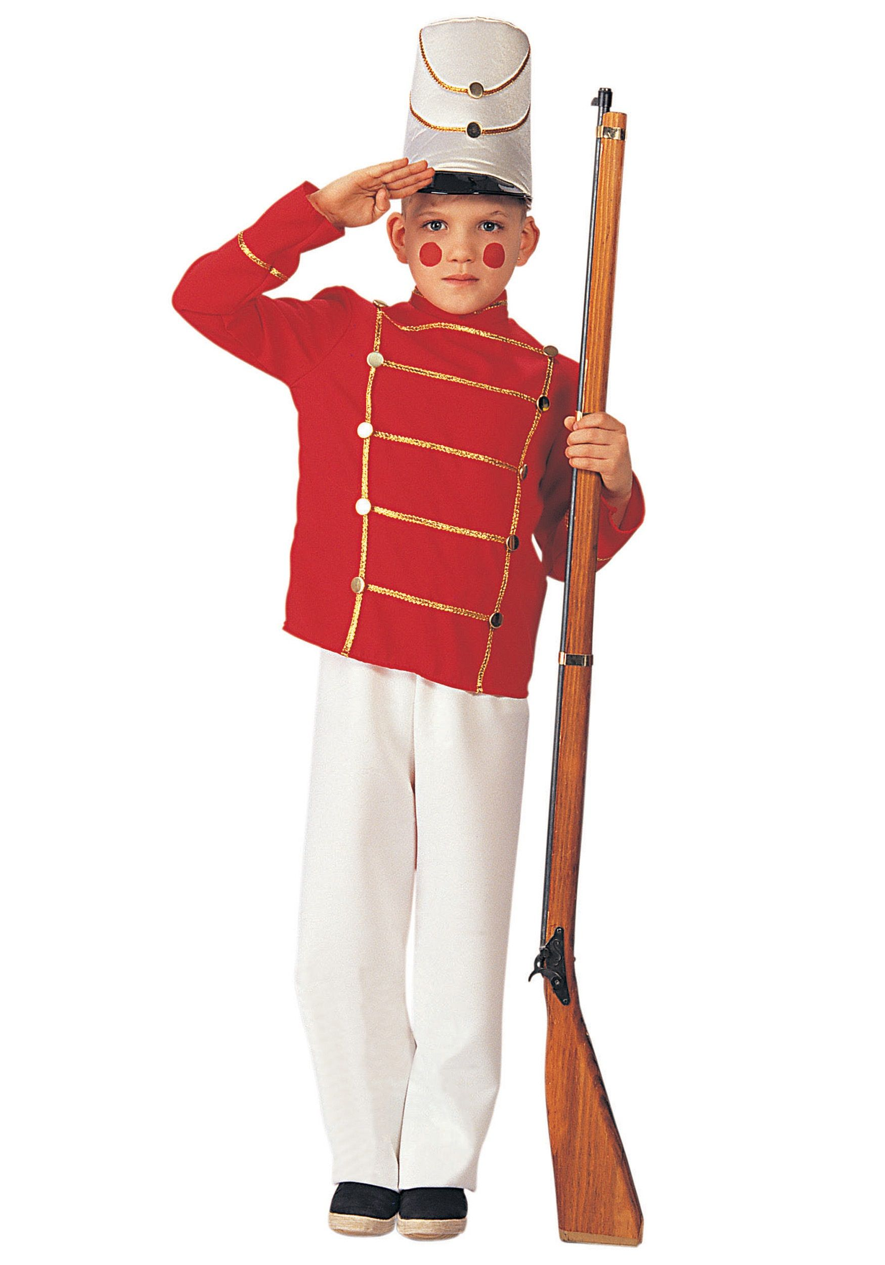 Child Wooden Soldier Costume  sc 1 st  Pinterest & Child Wooden Soldier Costume | Christmas | Pinterest | Soldier ...
