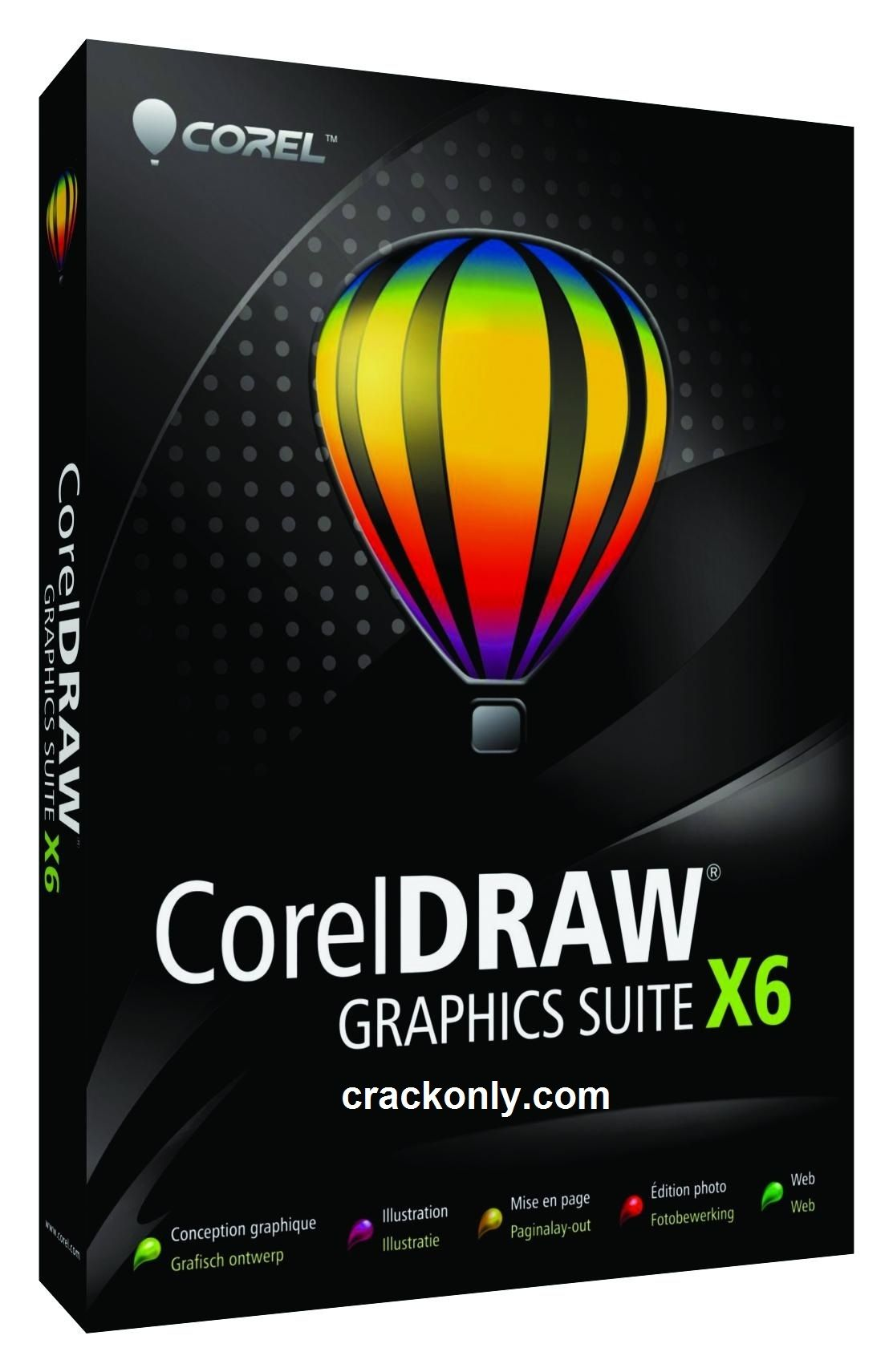 Corel Draw X6 Activation Code With Crack Keygen And Serial Number