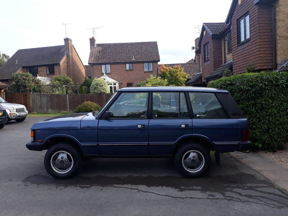 eBay: Range Rover Classic 3 9 V8 Vogue EFi P/X Swap ? | Range Rover