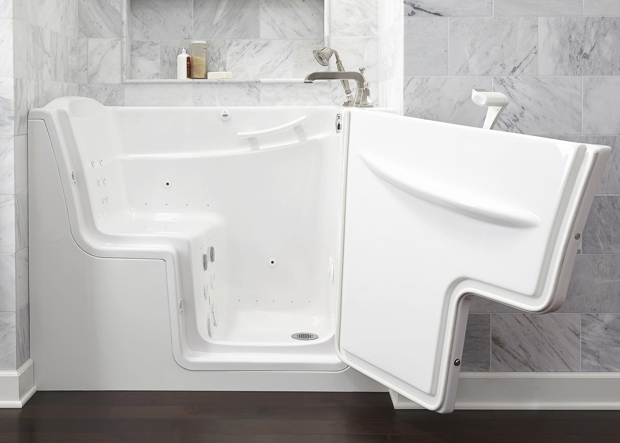 American Standard Walk-in Tub | Walk in tubs | Pinterest | American ...