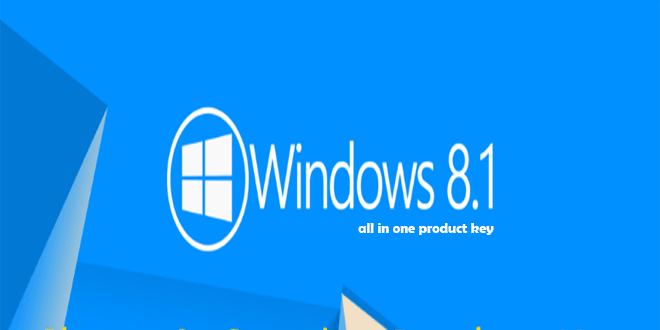 windows 8.1 hacked product key