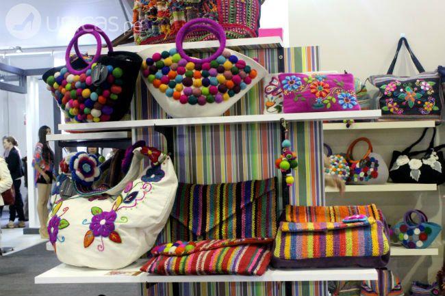 Peruvian Bags El Arte En Las Manos Peruanas