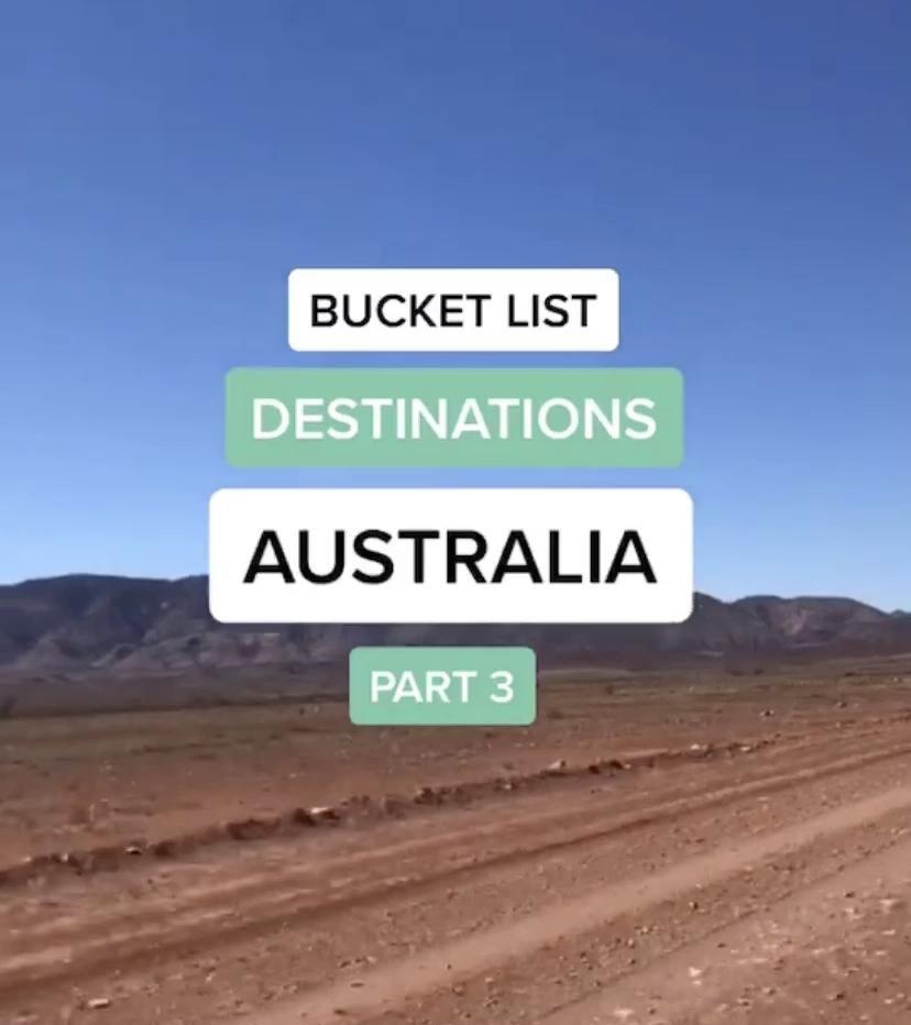 #australia #travelaustralia #bucketlist #bucketlisttravel #travelinspo