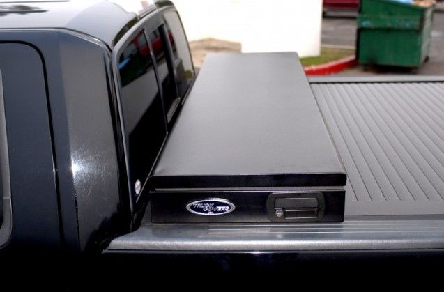 Tool Box Covers >> American Roll Tonneau Cover Plus Integrated Tool Box