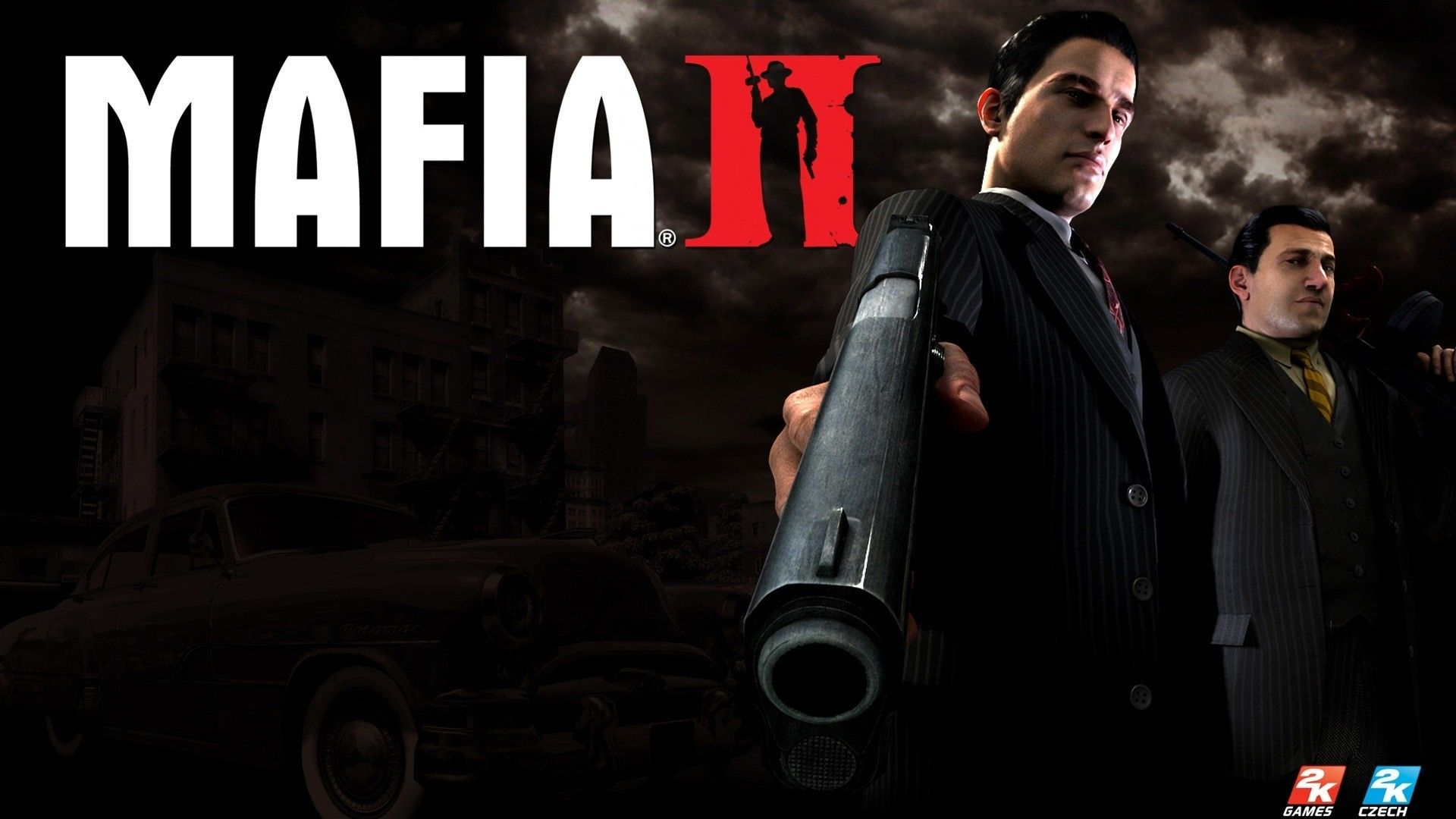 Hd Mafia Ii Wallpapers Mafia 2 Mafia Game Mafia Wallpaper