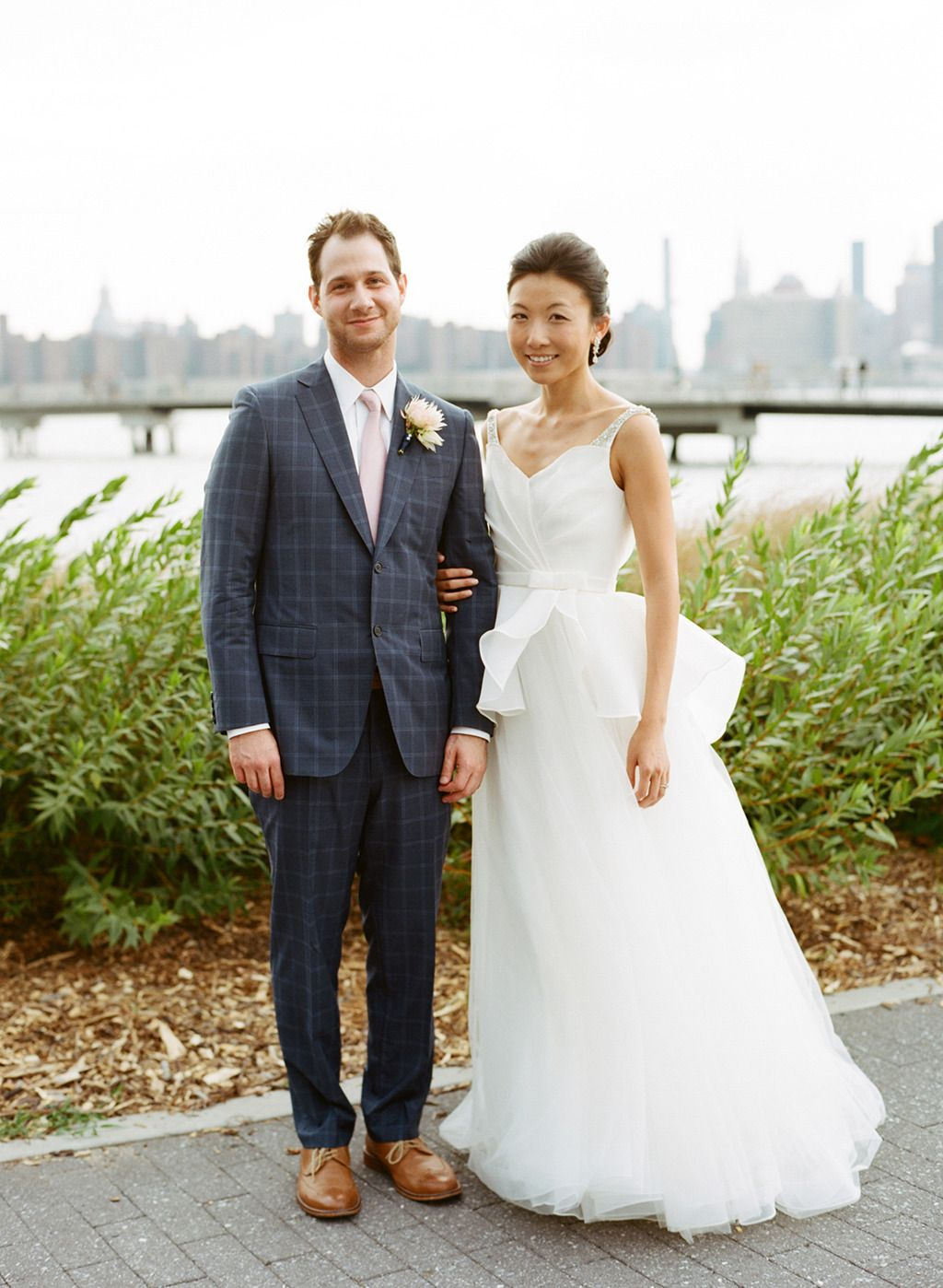 Multicultural brooklyn loft wedding loft wedding wedding and