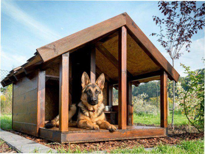 Schön Hütte Fürs Haustier Selber Bauen