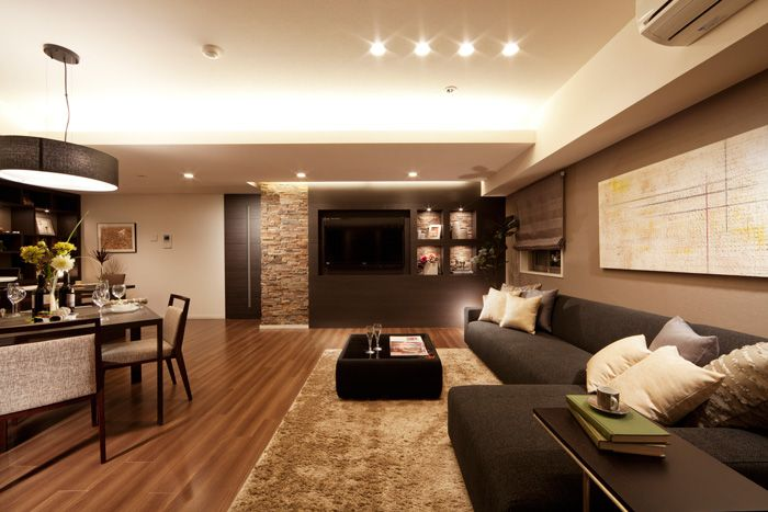 Ldkの施工例 自分デザイナーズマンション 宝不動産 新築分譲