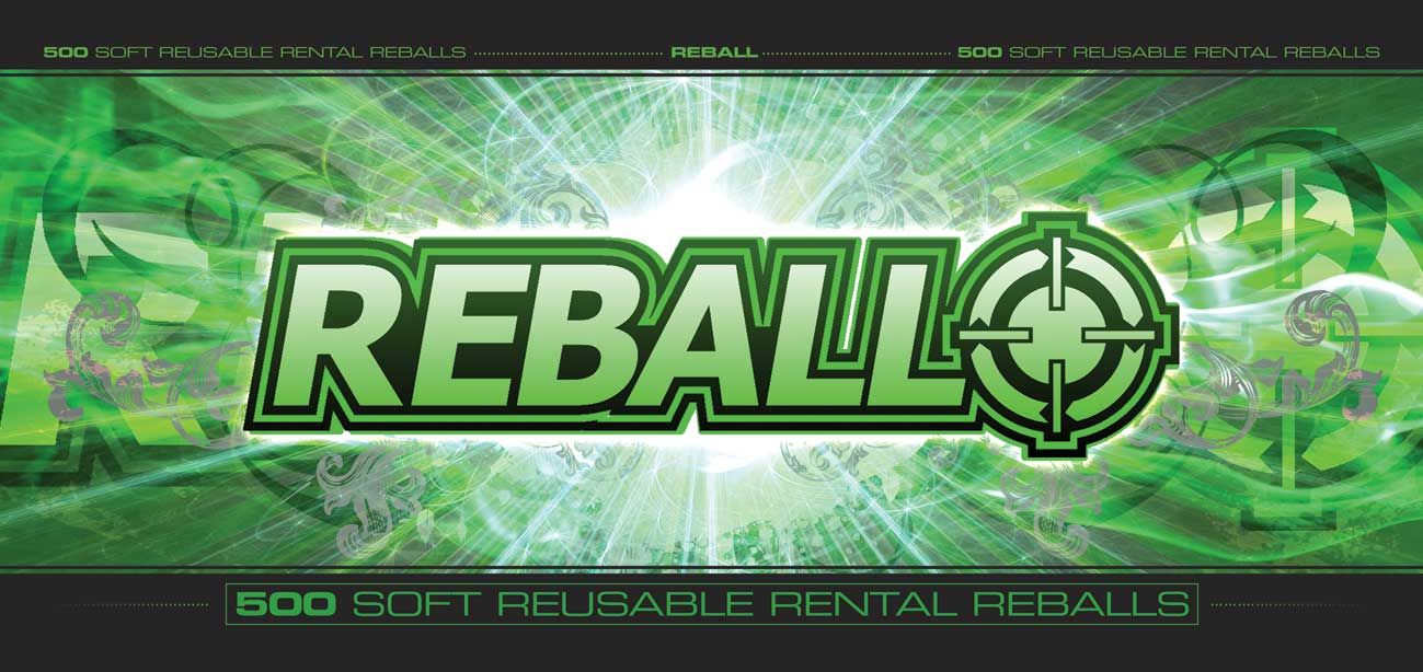 Reball Reusable Synthetic Paintless Paintball Info