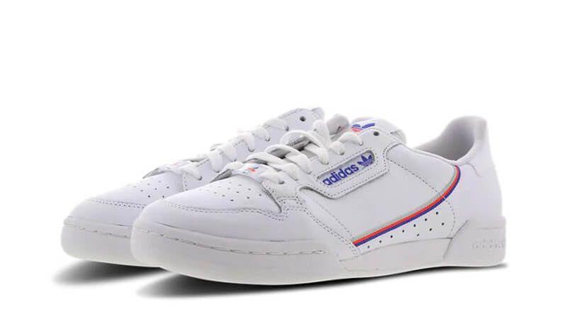adidas Continental 80 White - Where To